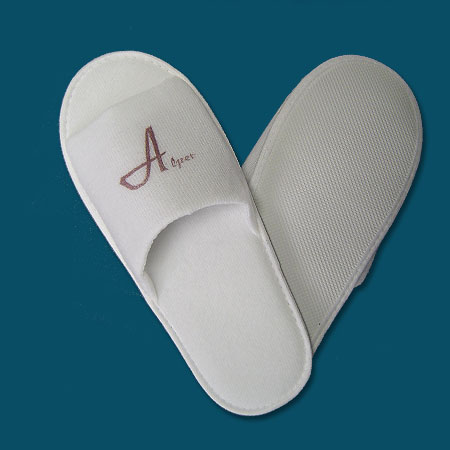 Hotel Slippers Spa Slippers Indoor Slippers Bedroom Slippers Towel Slippers Velour Slippers